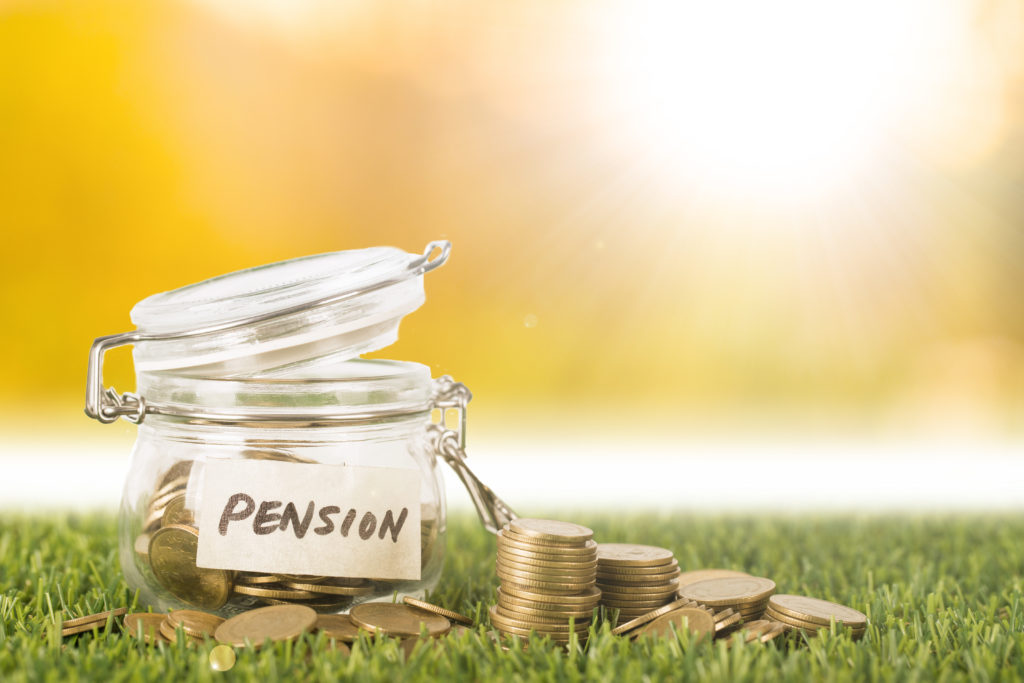 My Pension and Bankruptcy