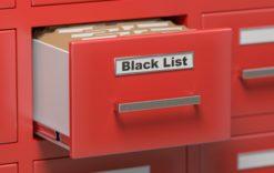 Blacklisted if you go Bankrupt - Bankruptcy Explained - Bankruptcy