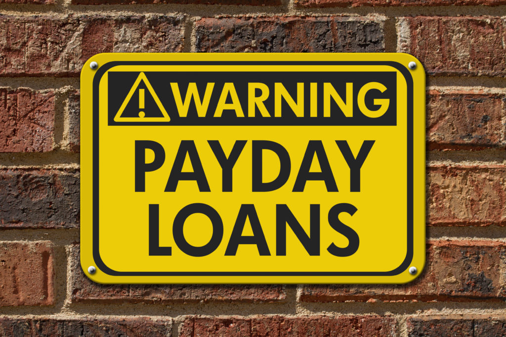 What happens to my payday loan if I go Bankrupt