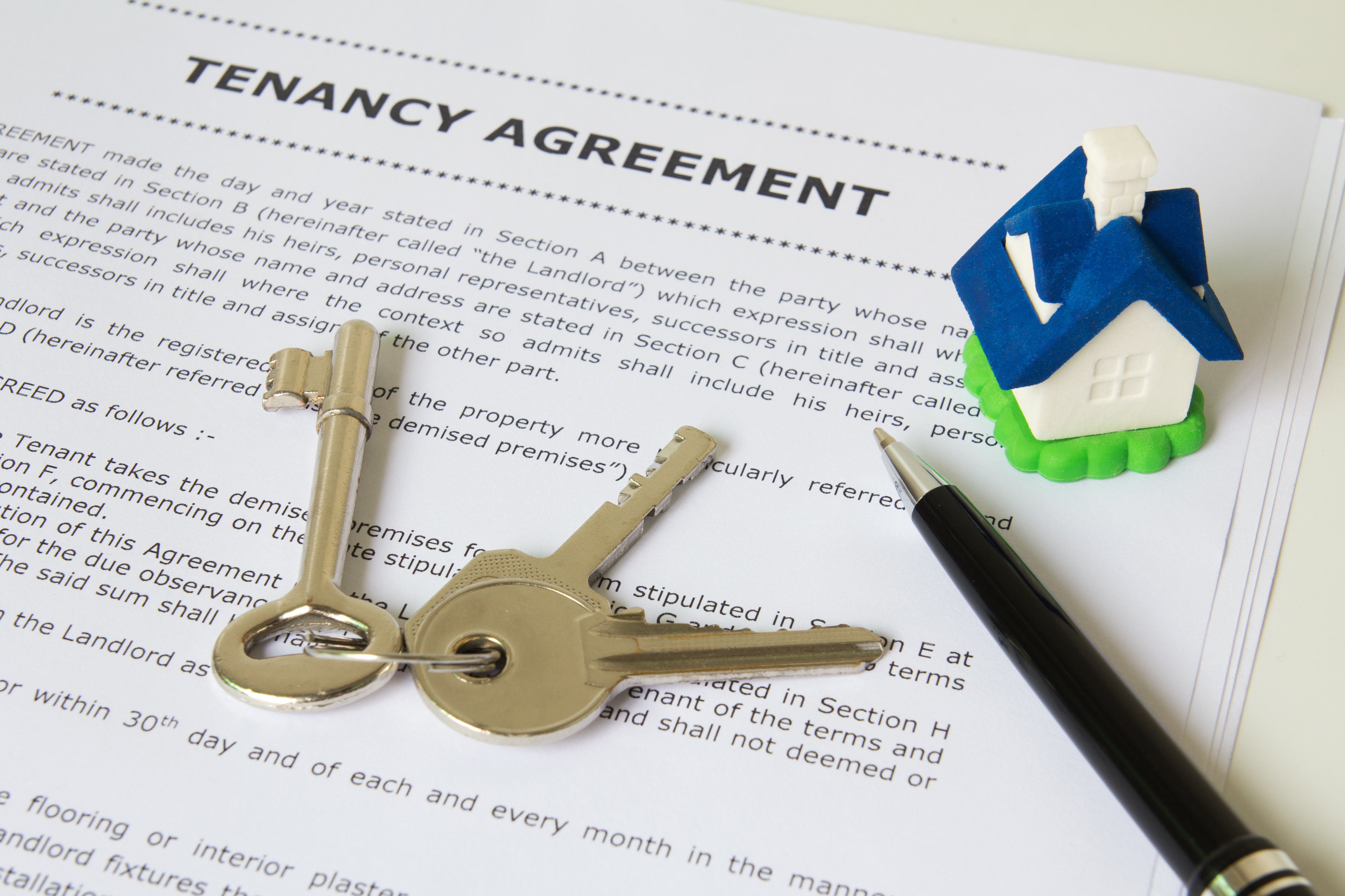 Rented Property and Bankruptcy