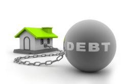 Mortgage Shortfall and Bankruptcy
