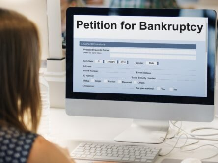 Go Bankrupt - The Steps Required