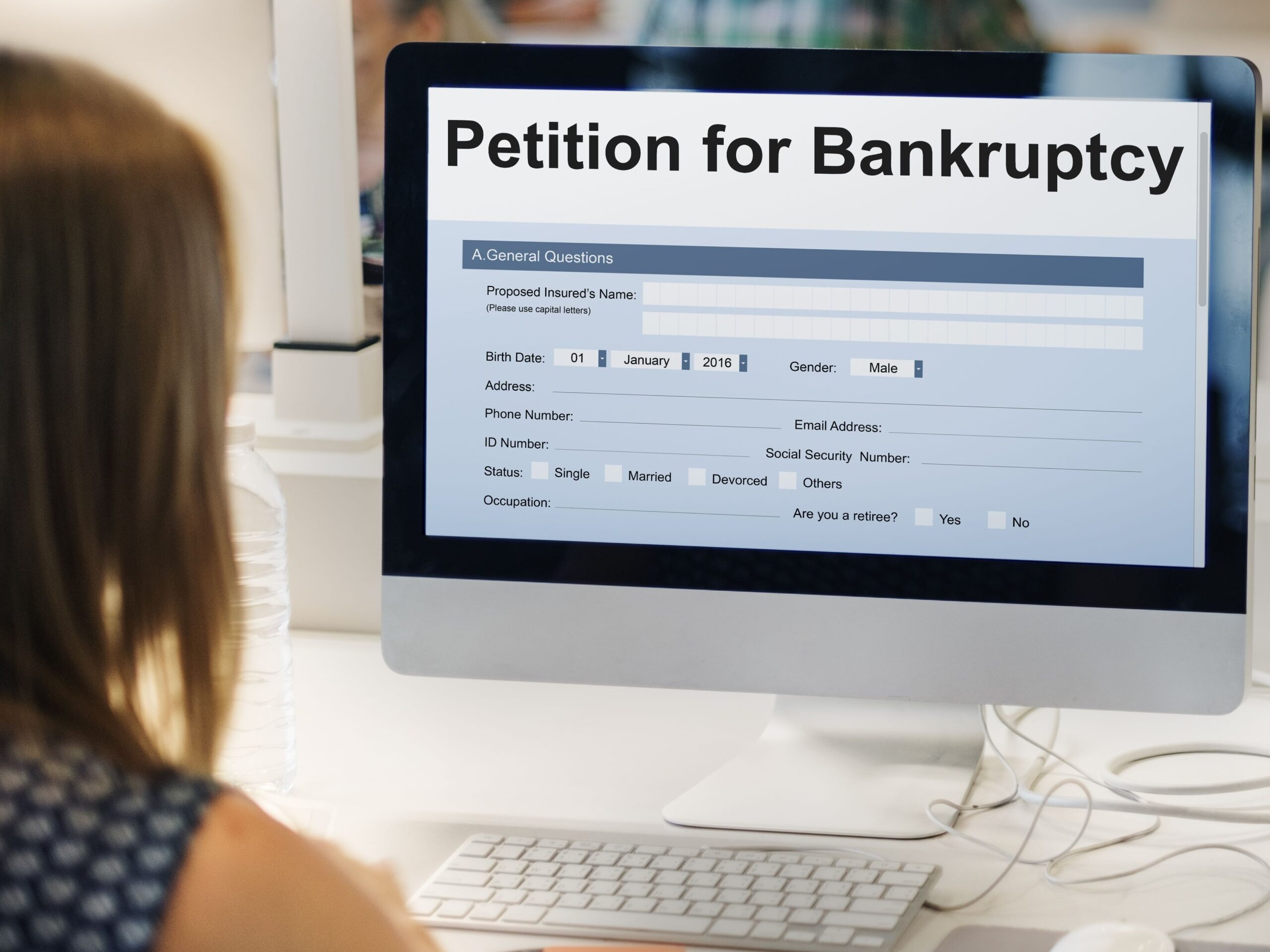 Go Bankrupt – The Steps Required