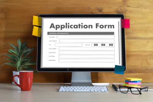 Complete your Bankruptcy Application Form