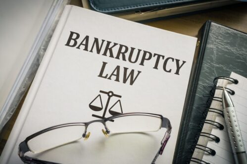 Bankruptcy and the Law