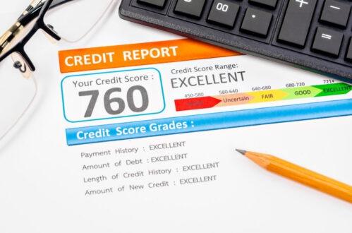 Improve Credit Rating after Bankruptcy